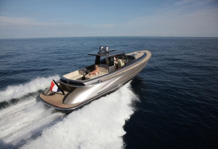 Vripack and Qnautic Are Developing the All-new Q52 Tender Yacht