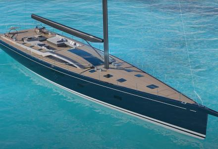 Sustainable Yacht: Southern Wind's SW108 Hybrid