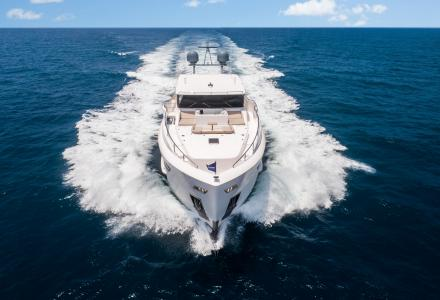 Horizon Yachts Has Launched New FD87 Skyline