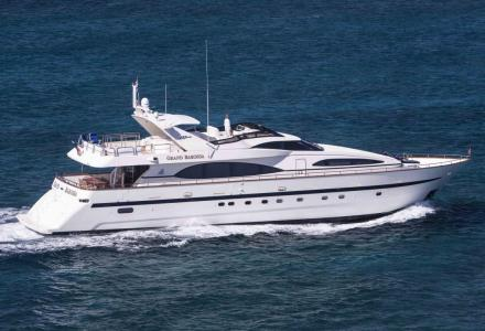 yacht Grand Barossa