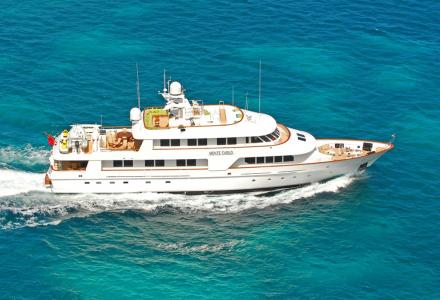 yacht Monte Carlo