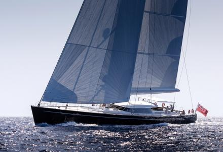yacht Sea Eagle