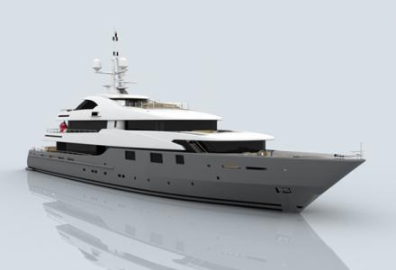 yacht Project 803