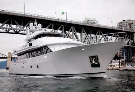 yacht Spirit of 2010