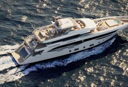 yacht Diamond 145