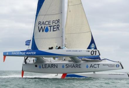 yacht Race for Water