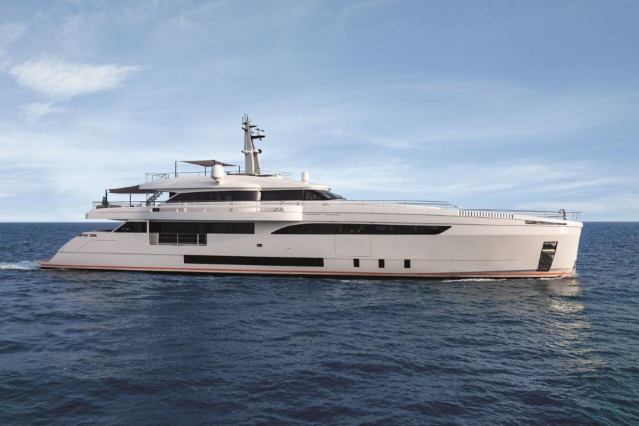 motor yacht bartali - wider