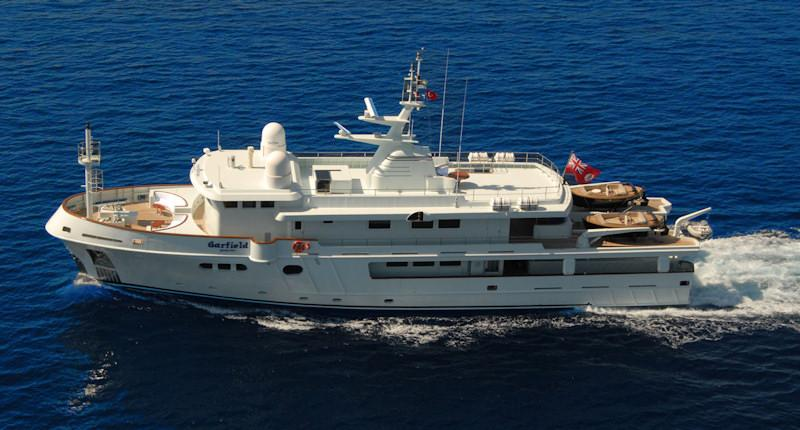 yacht Sea Hunter
