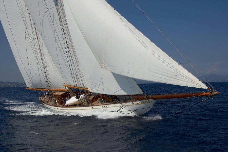 yacht Germania Nova