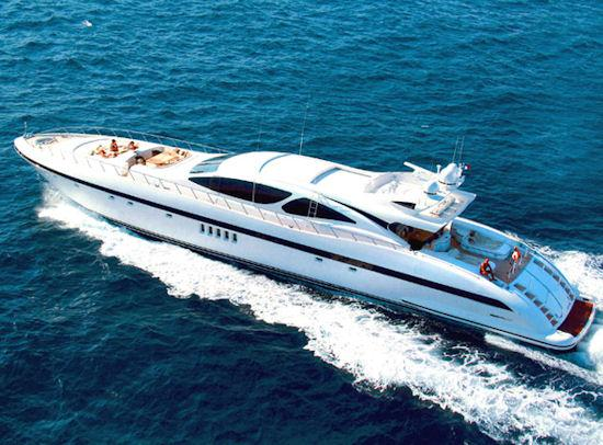 yacht Dream Tim II