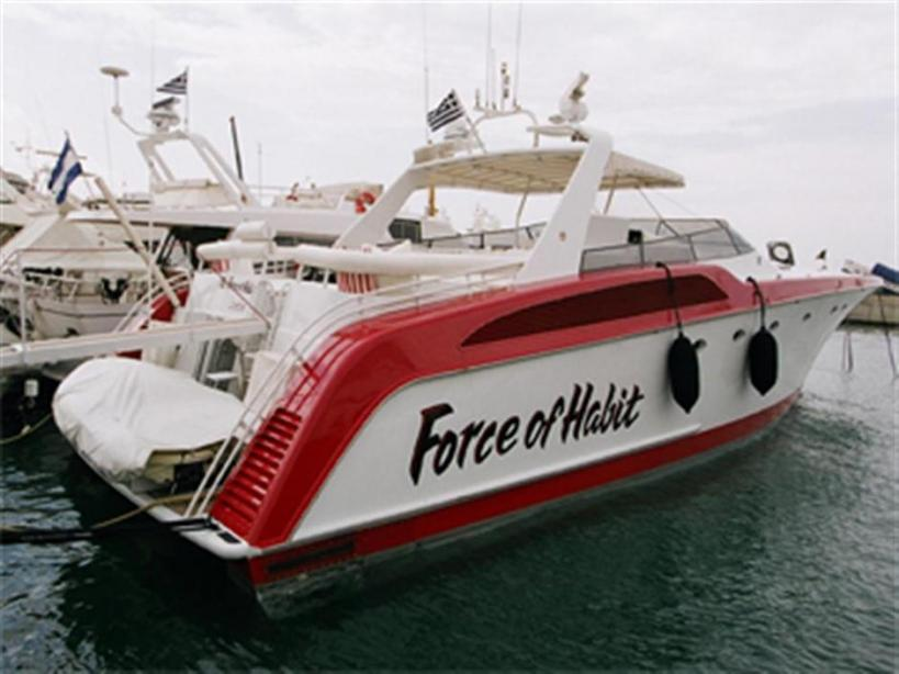 yacht Force of Habit