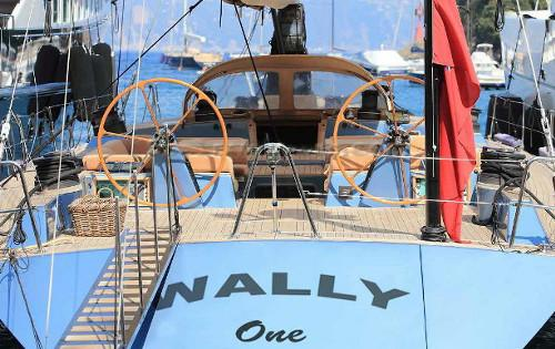 yacht Wally One