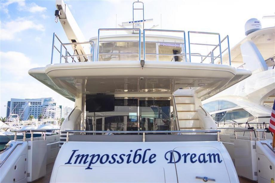 yacht Impossible Dream