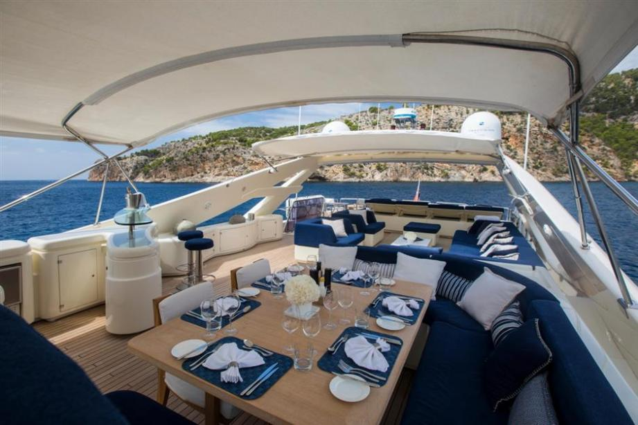 yacht Tacos of the Seas