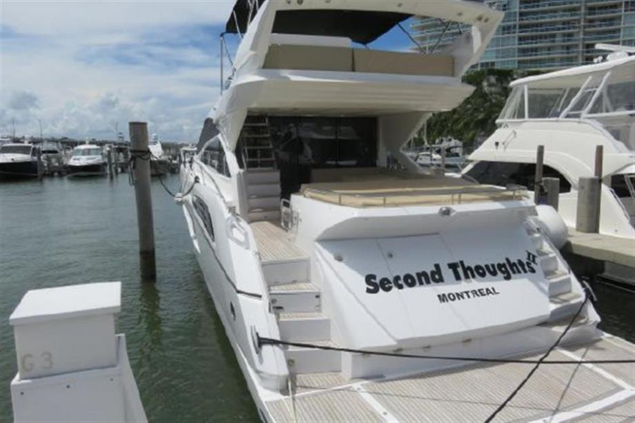 yacht Second Thoughts