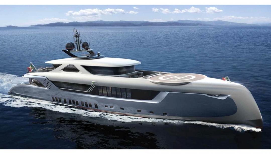 yacht Admiral E Motion 52 Hybrid