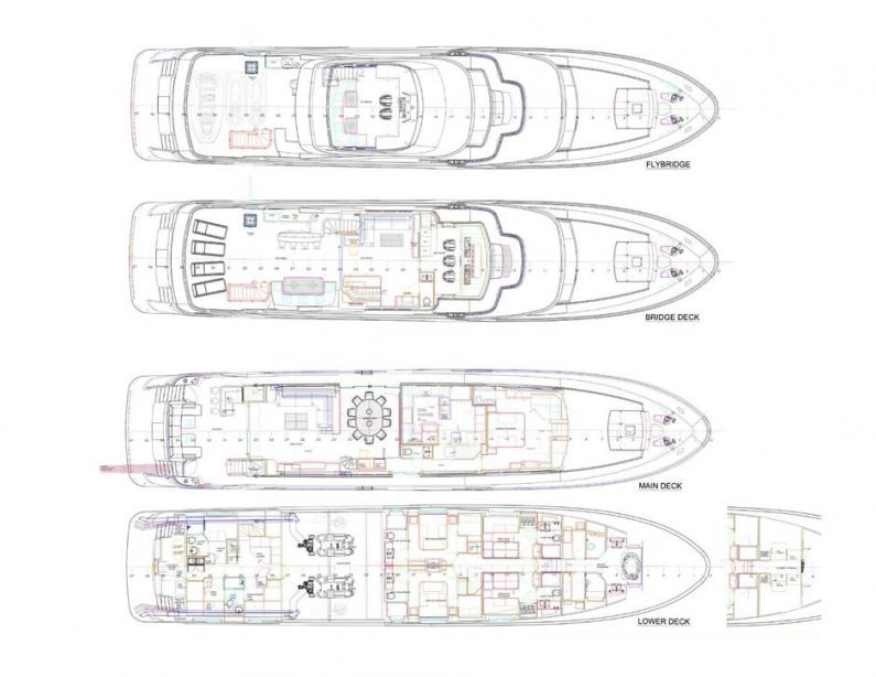 yacht Evolution