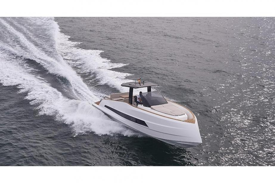 yacht Astondoa 377 Coupe Boats