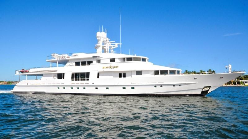 yacht Star Ship 143 Van Mill