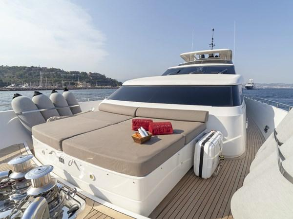 yacht Panthours