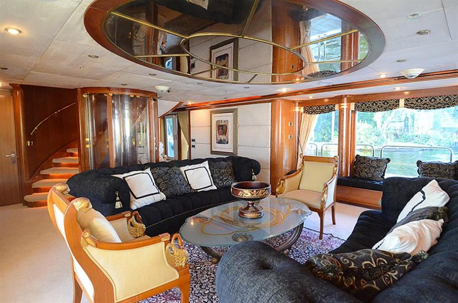 yacht Golden Touch II