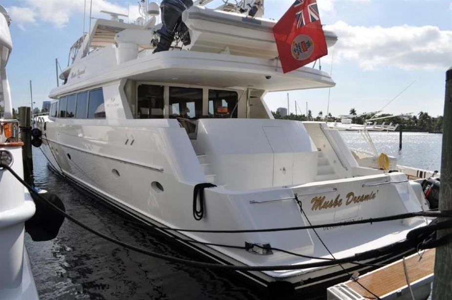 yacht Miss Direction
