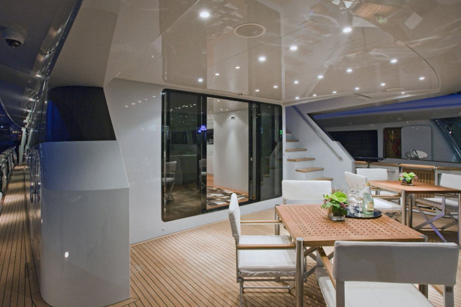 yacht My Space